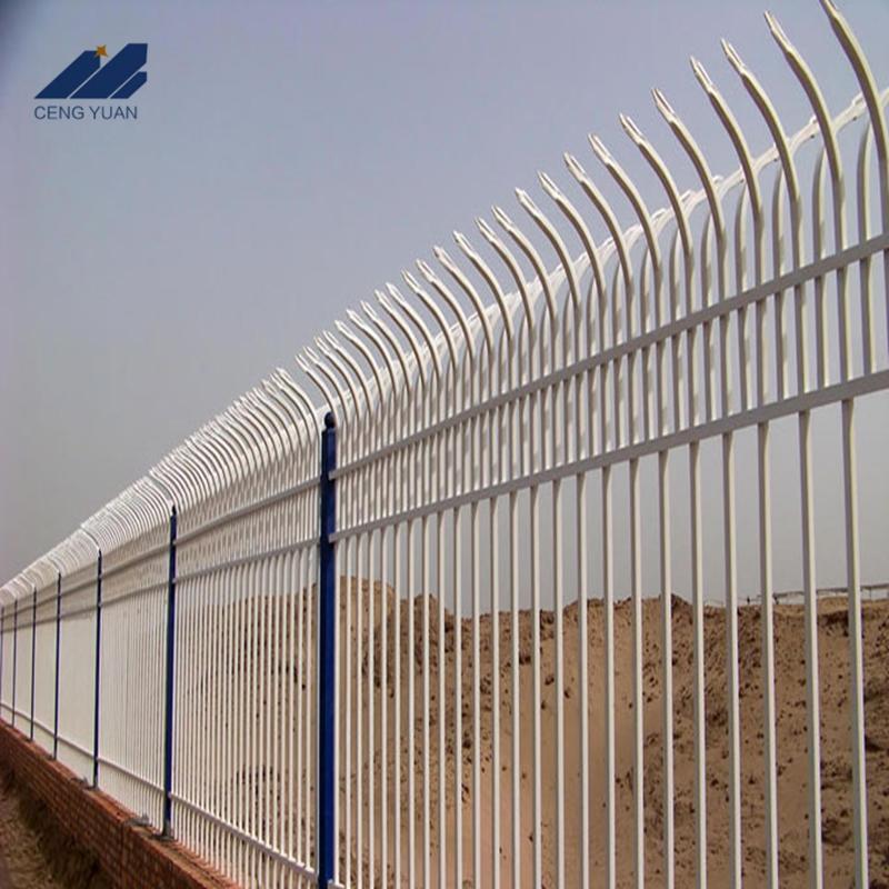 青海小区护栏三栏