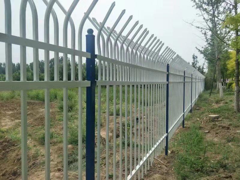 厂区护栏双弯头图片--4
