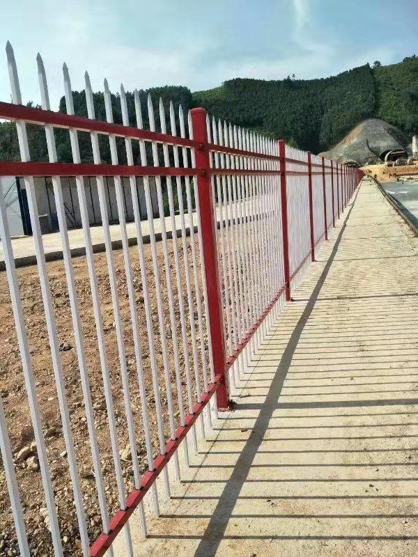 小区护栏三栏图片-2