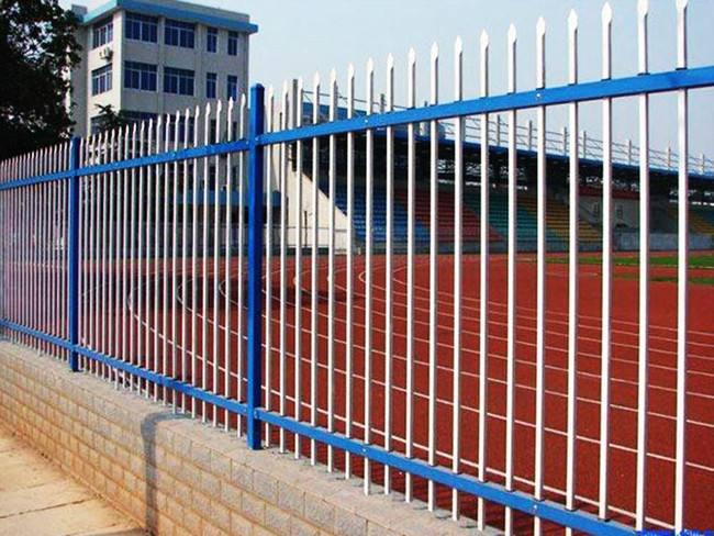 围墙护栏两栏图片-2