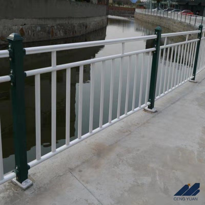 沿河护栏图片--1