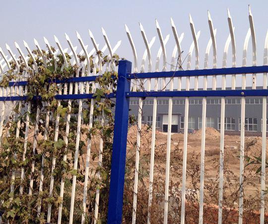 厂区护栏双弯头图片--3