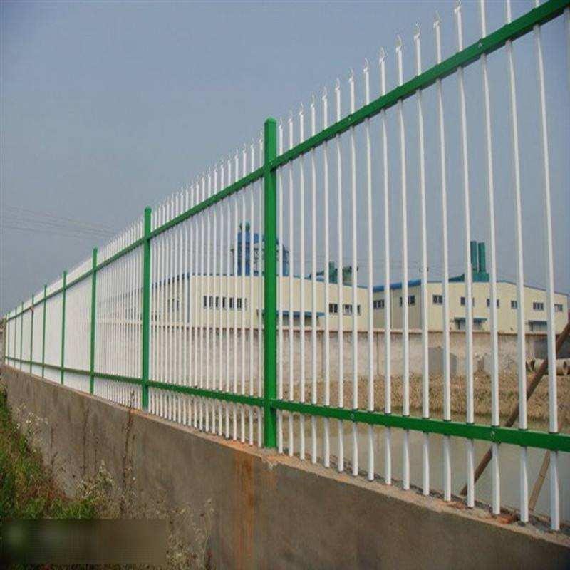 围墙护栏两栏