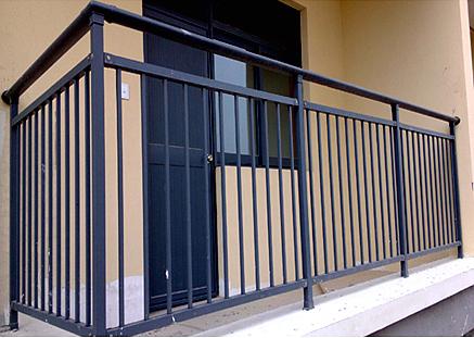 青海阳台围栏
