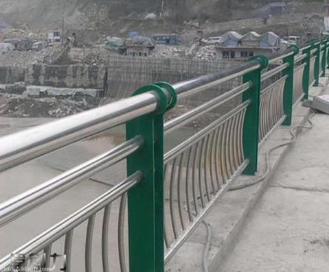 不锈钢复合管护栏图片--1