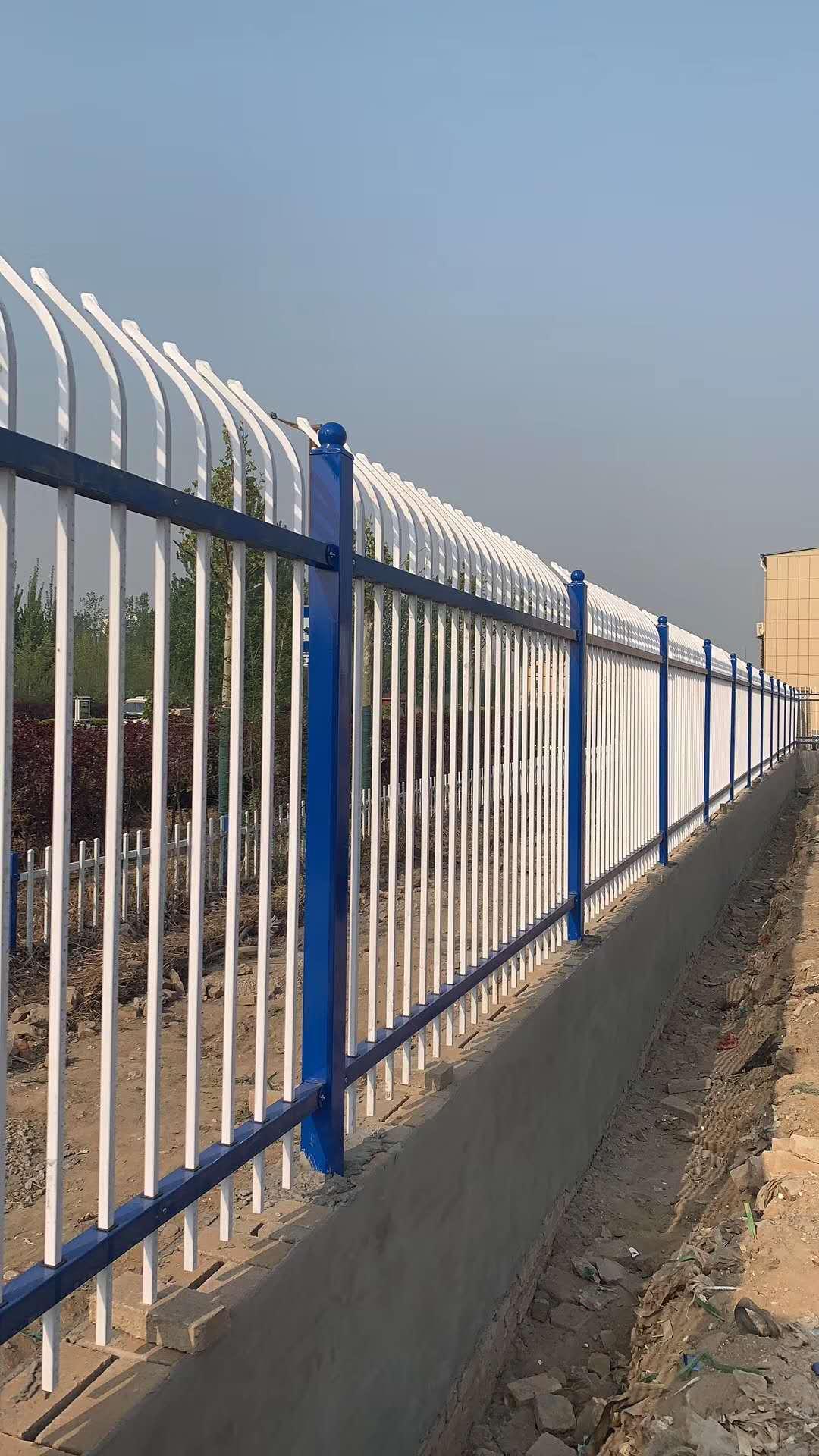 围墙栅栏图片--2