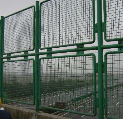 桥梁防抛网图片--2