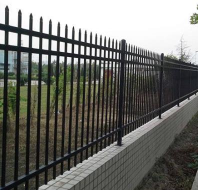 铁艺围栏图片--1