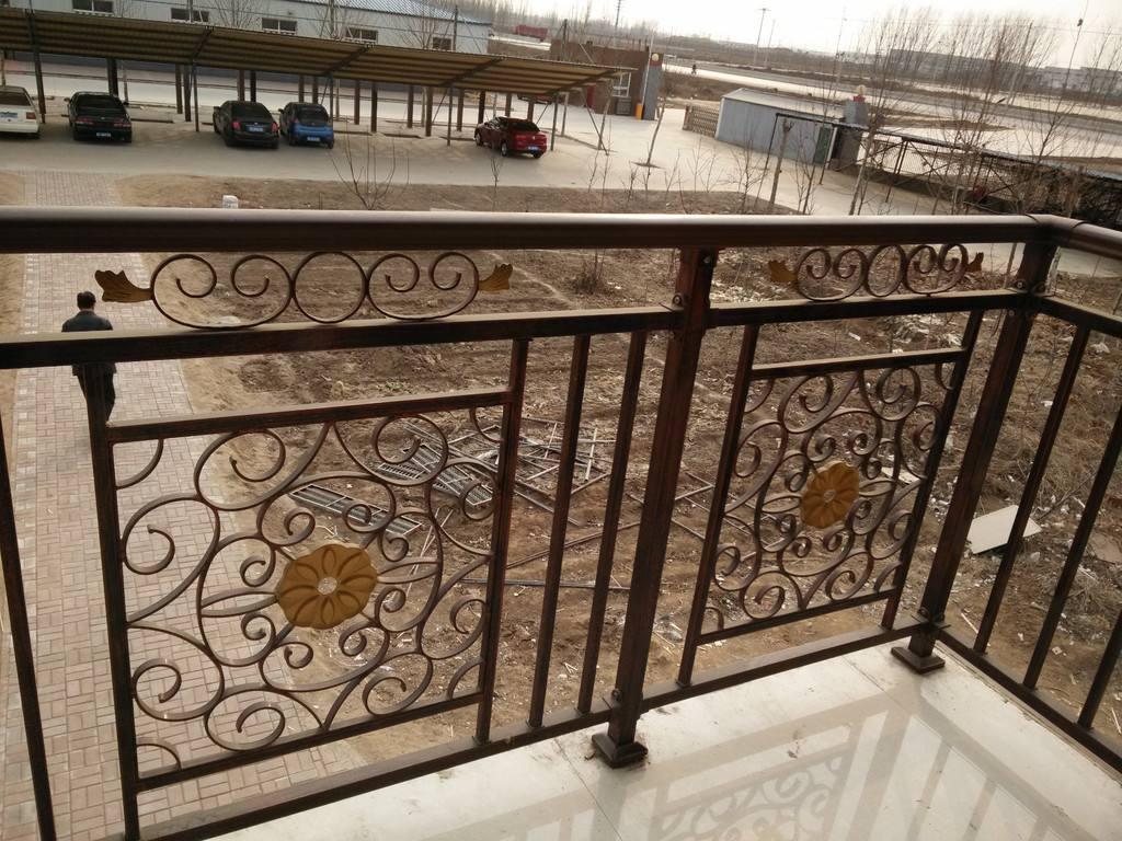 锌钢阳台栏杆图片--4