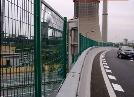 高速护栏图片--2