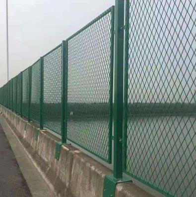 桥梁防抛网图片--3