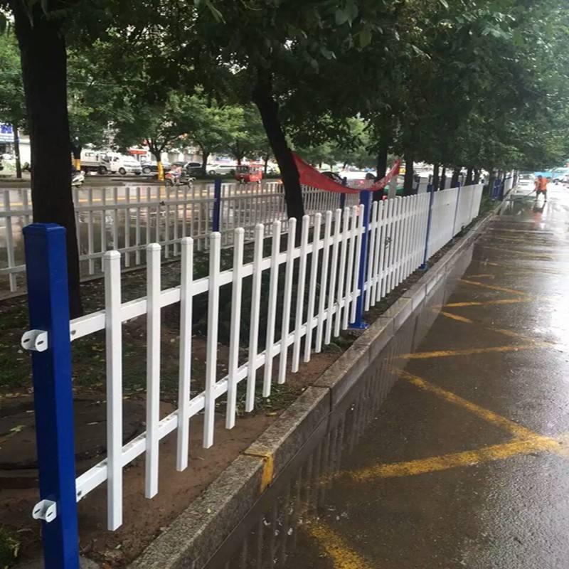 公园锌钢护栏图片--2