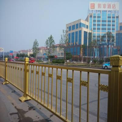 人行道隔离栏图片--2