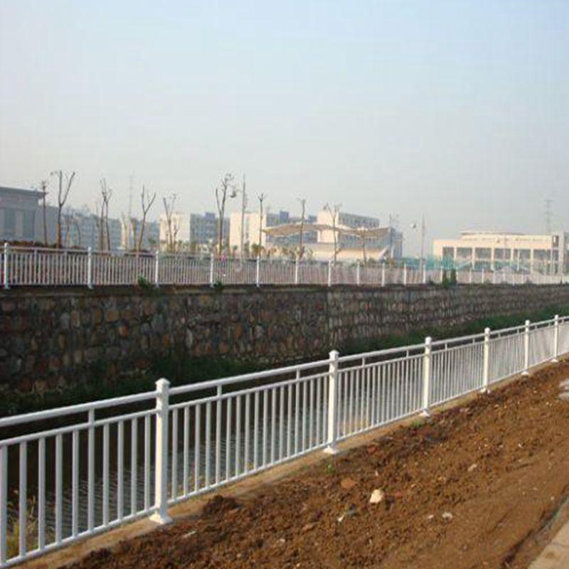 河道栏杆图片--3