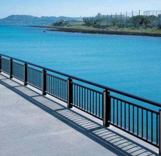 河道护栏图片--2