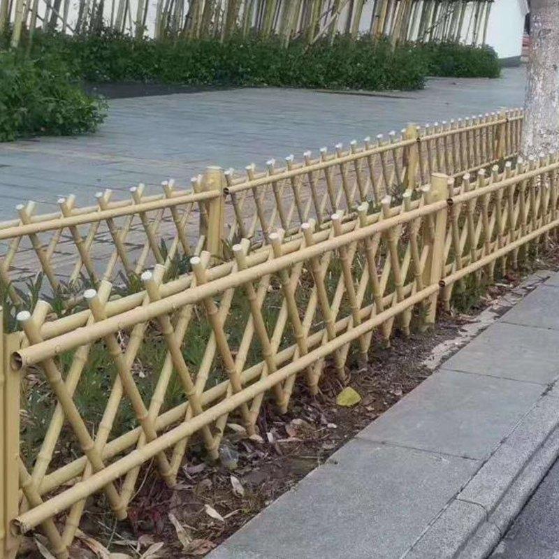 仿竹护栏图片--2