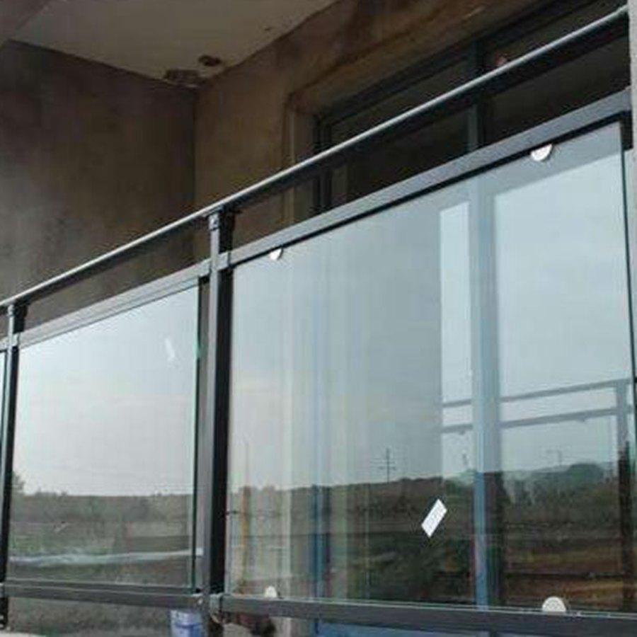 玻璃阳台护栏图片--2