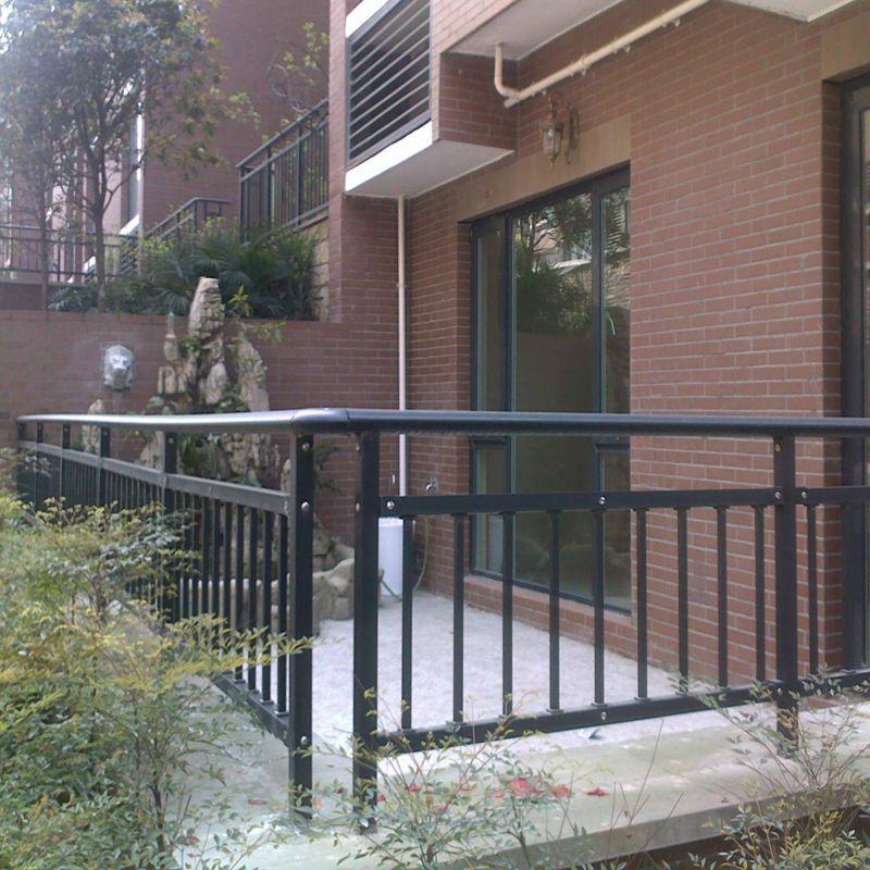 露天阳台护栏图片--4